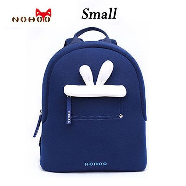NOHOO Little Kids Childrens School Bags Backpacks 3D Cartoon Rabbit Small  Backpack Toddler Baby Girls School ... 52f8efc89870f