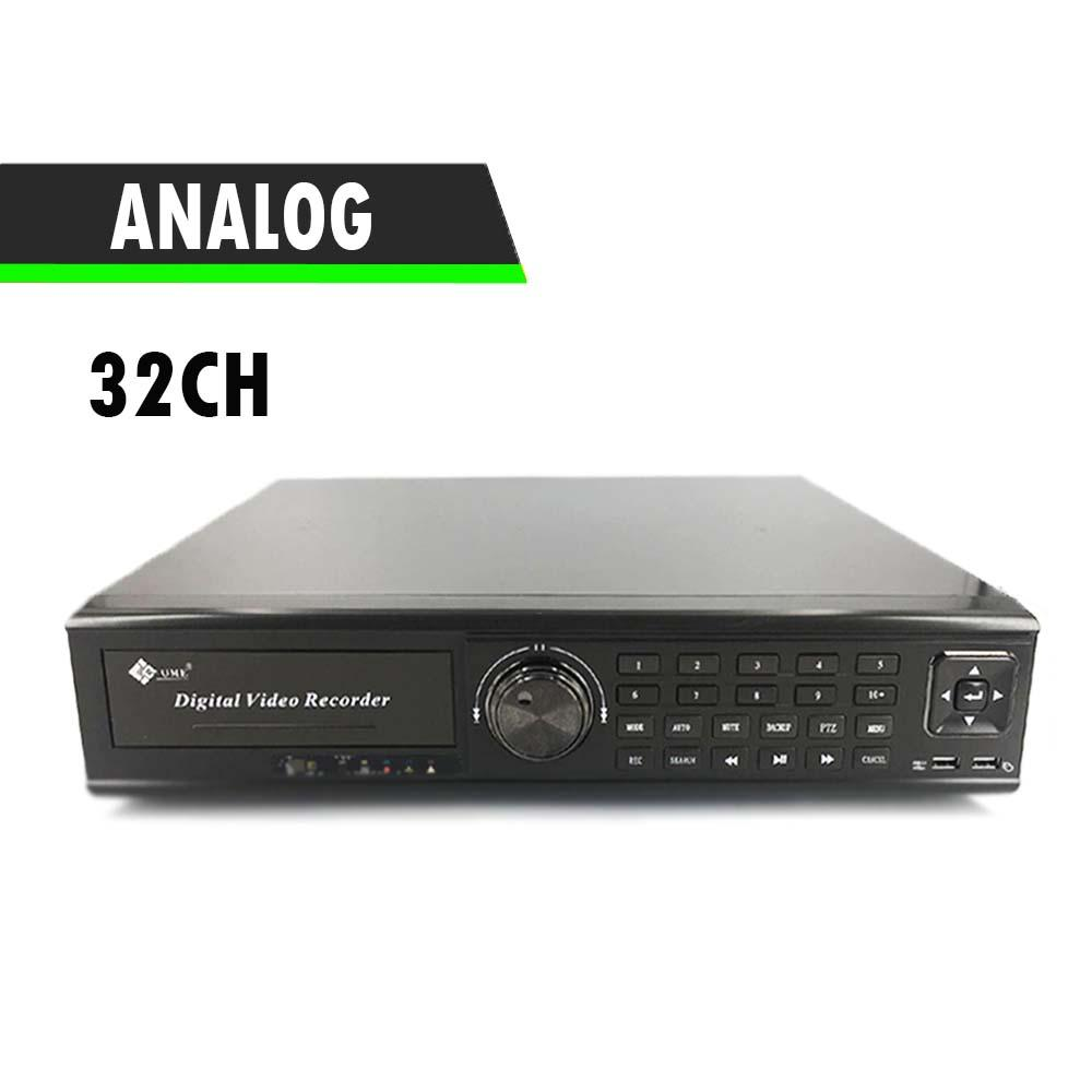 Buy Sell Cheapest Ume Cctv Dvr Best Quality Product Deals Standalone Analog 32ch 8332