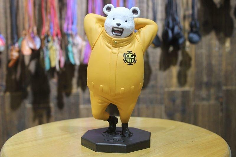 Bajak Laut/Angkatan Laut King Gold Peter Studio Merah Hati Bajak Laut Beibo Xiong Minta Maaf Beruang Tidak Ditentukan