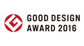 Good Design 2016 - Award
