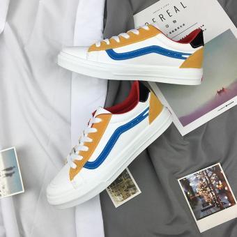 Beli sekarang Model bf Sepatu Model pria pasang yang chic gaya Korea netral  semi dan musim panas sepatu trendi 2018 model baru Sastra sepatu pria sepatu  ... ace0808c0b