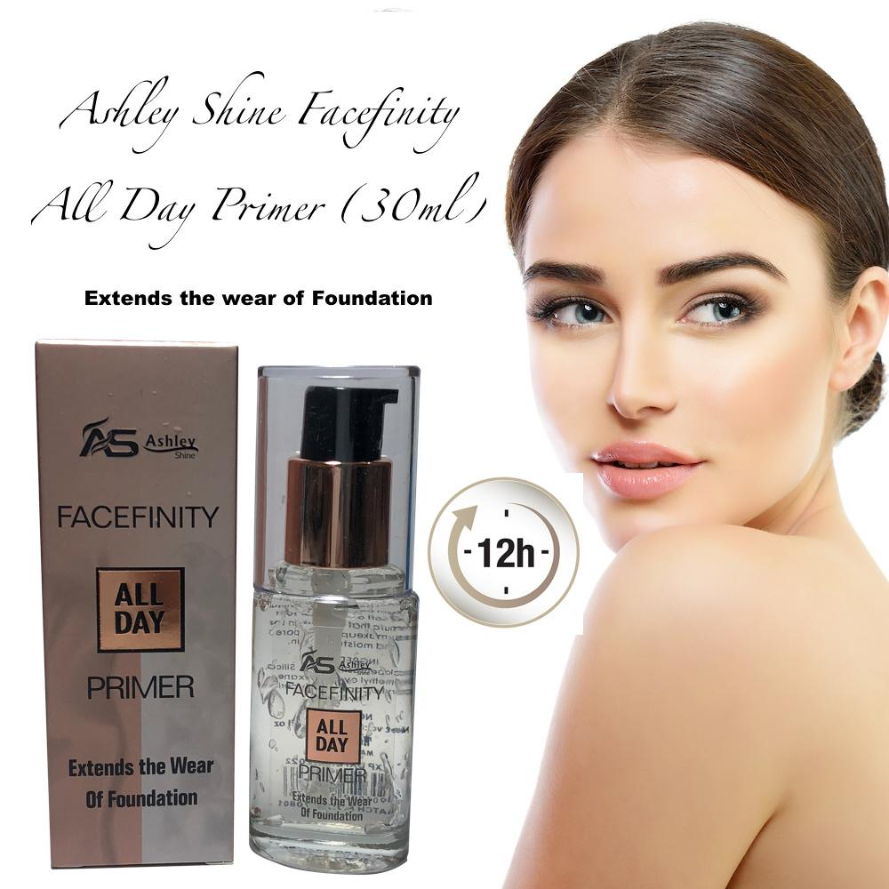 Ashley Shine Facefinity All Day Primer (30ml) Philippines