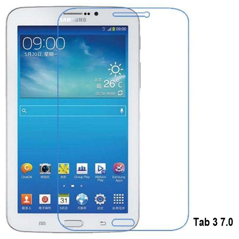 3 Pc/lot Clear HD LCD Screen Protector For Samsung Galaxy Tab 3 7.0 T210 T211 7
