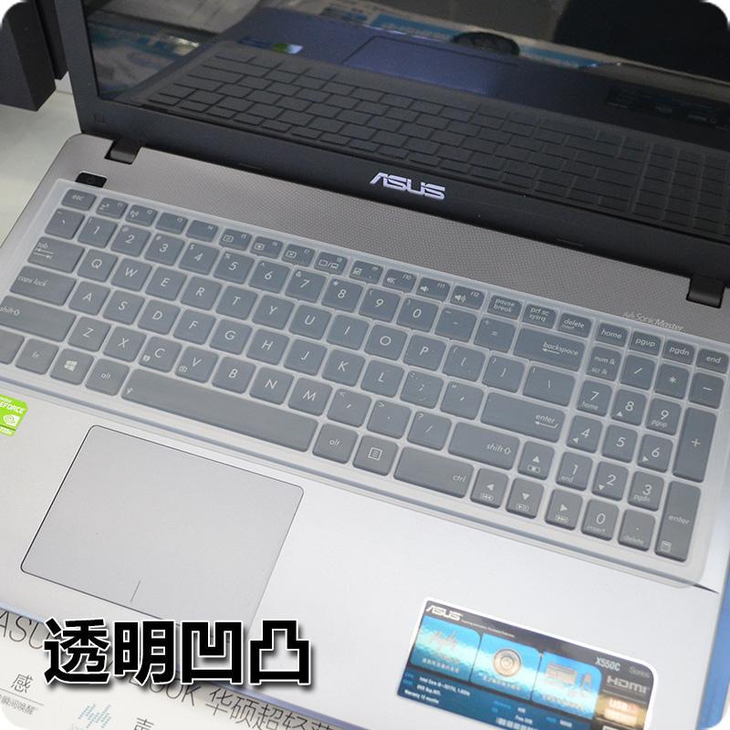 Asus 15.6 Inch Laptop Keyboard Cover 15 Dustproof A556u Stone 4 S 5 Five Dynasties I7 Flight Mobilefortress Fl8000uq Cover A580ur 5900l X550v computer Vm510uf Malaysia