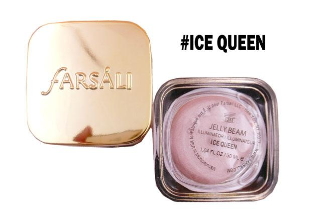 FARSALI Jelly Beam Illuminator/Highlighter-ICE QUEEN Philippines