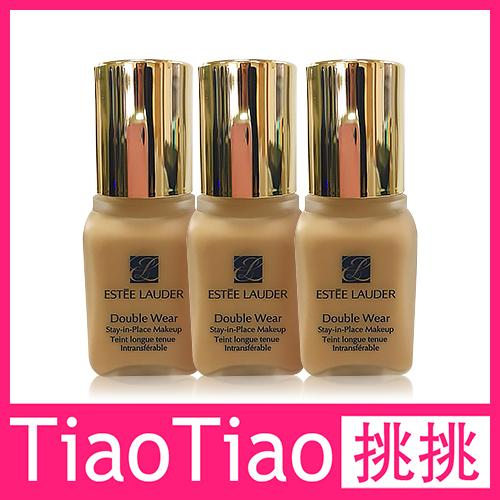 ESTEE LAUDER Double Wear Stay-in-Place Makeup #17#1W1 7ML x3 Philippines