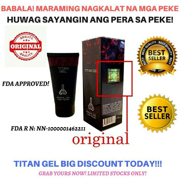 where to buy titan gel in cebu