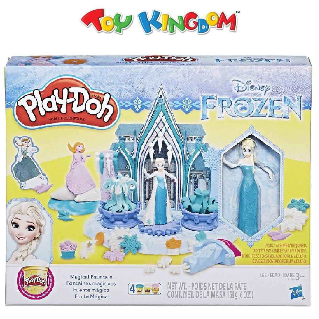 PHP 999 Play Doh Disney Frozen Magical FountainPHP999 1335 Bendon 10988 Imagine Ink
