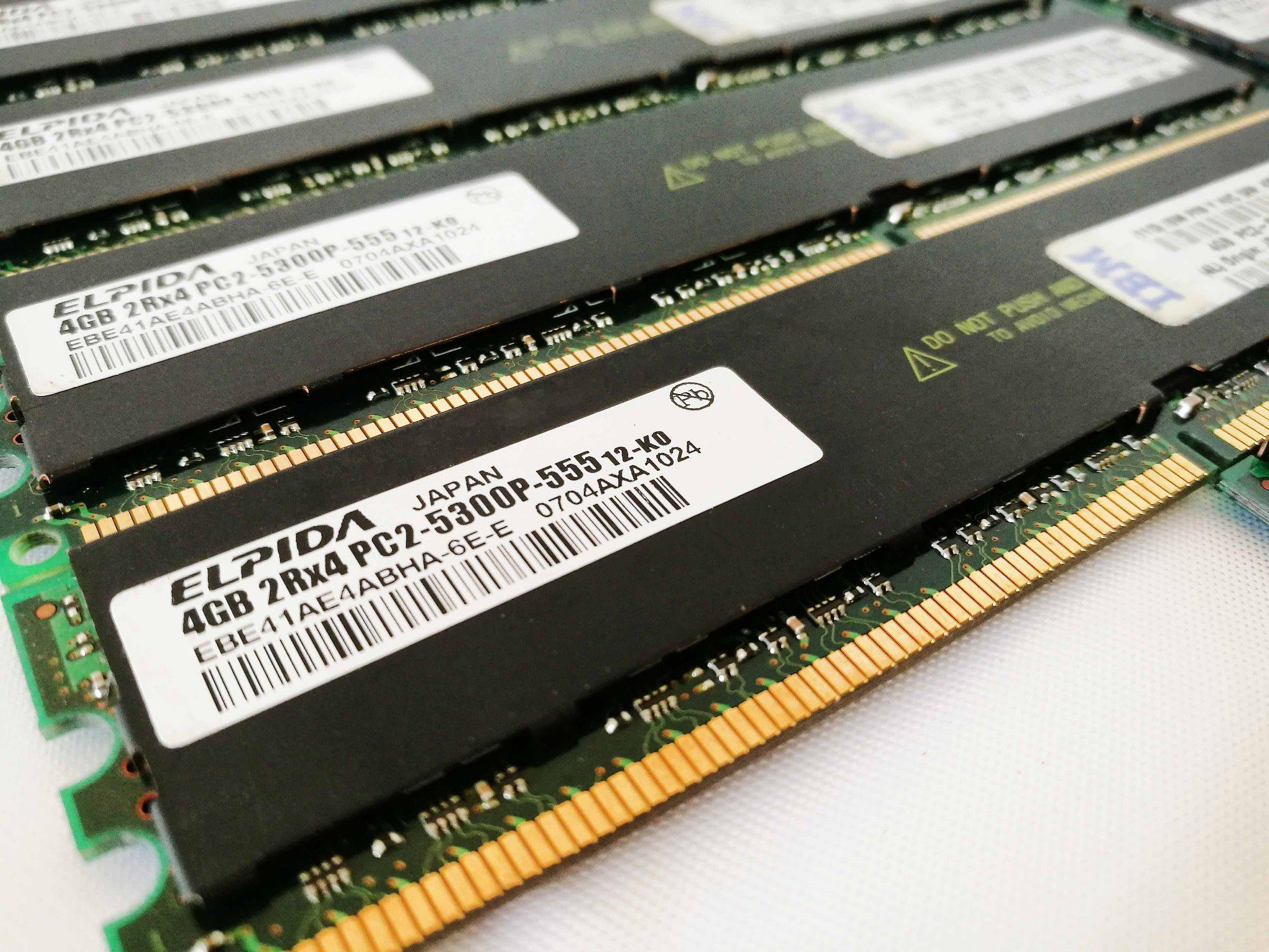 Buy Sell Cheapest 4gb Ddr2 Ram Best Quality Product Deals Laptop 2gb Pc2 6400 Asli Jepang Server Pc2p 5300p 5300f Ecc