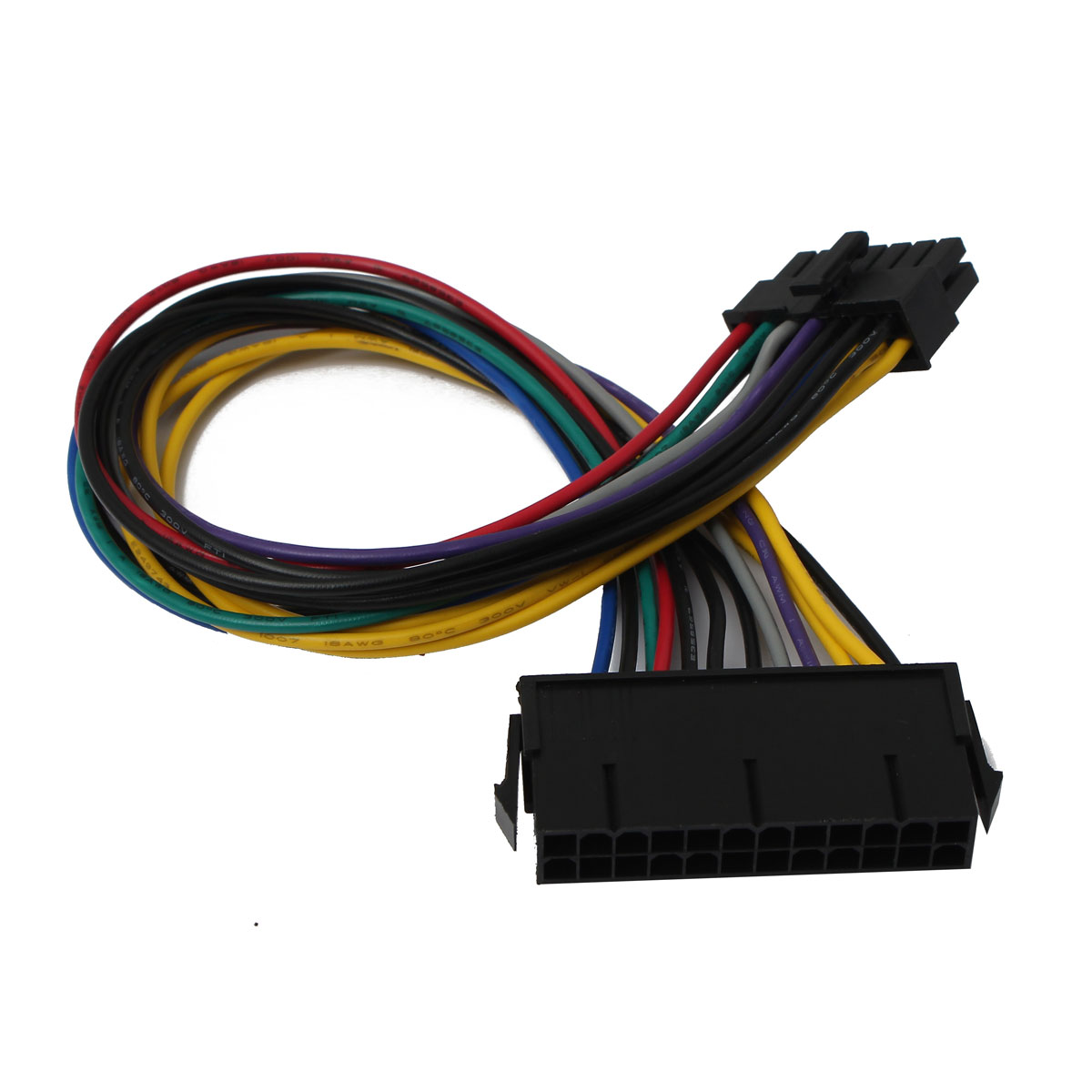 24 Pin To 14 Power Supply Atx Cable For Lenovo Motherboard Out Connector Image