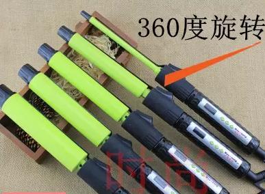 RB-809S Lurus Gulungan Ganda-Menggunakan Perm Rambut Tongkat Rambut Pelurus  Basah atau Kering d01a7b1433