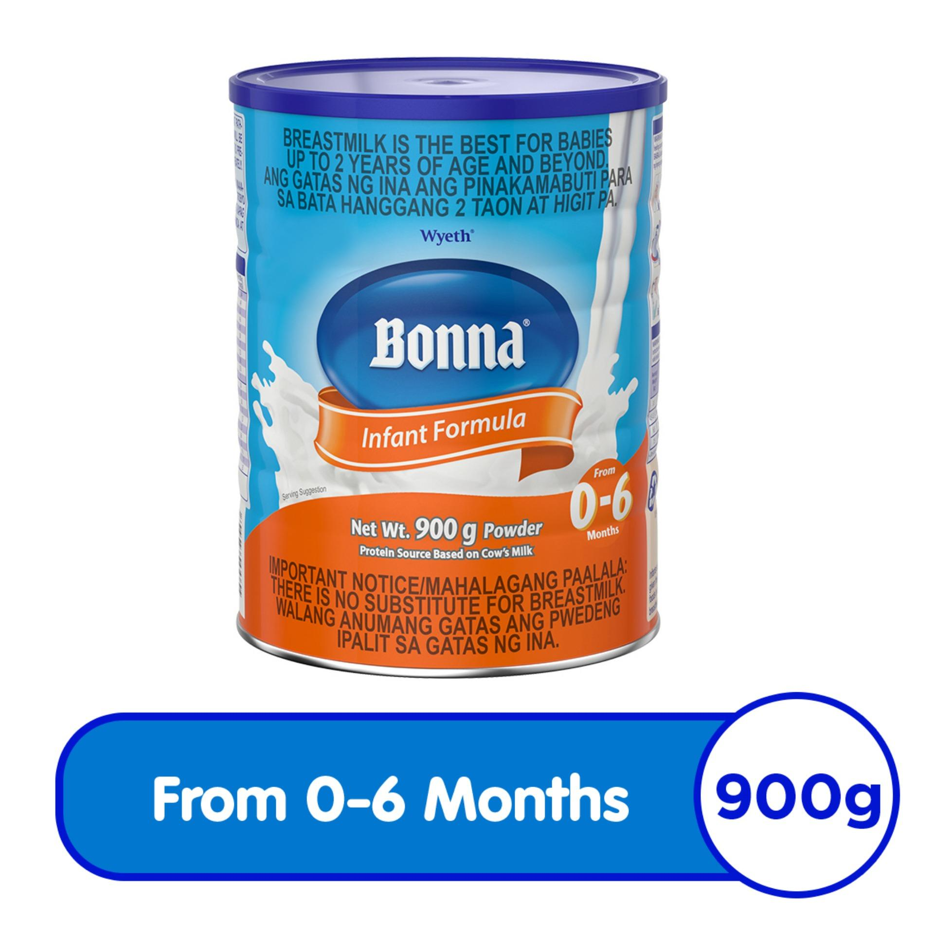 Infant Formula For Sale Baby Online Brands Prices Frisolac Gold 2 400gr Wyeth Bonna Stage 1 0 To 6 Months Can