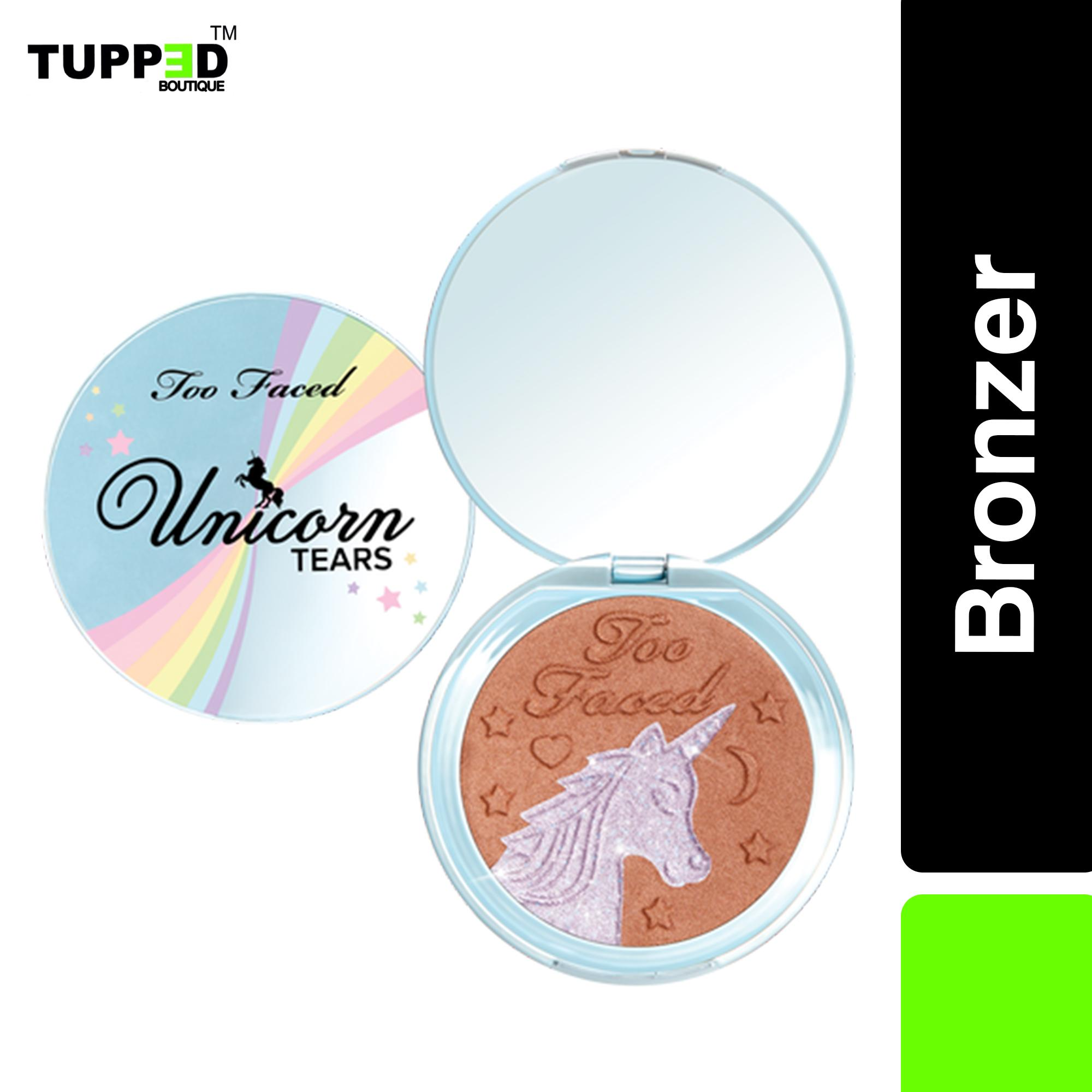 Too Faced Unicorn Tears Bronzer – Life's A Festival Collection Philippines
