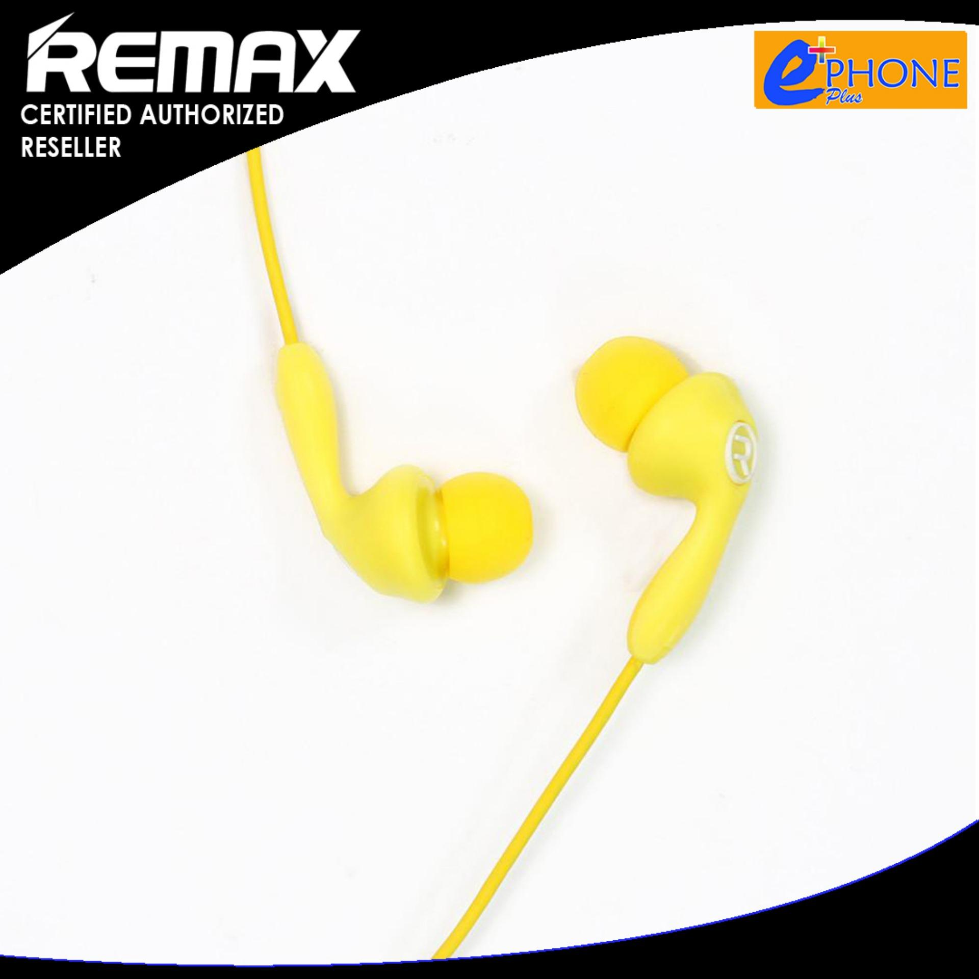 Buy Sell Cheapest Remax Rm510 Wired Best Quality Product Deals Handsfree Earphone Rm 305m With Volume Control Original 505 Candy Colors In Ear High Fidelit Unit Flexible Earphones