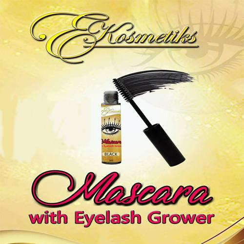 Mascara With Eyelash Grower by EKosmetiks Philippines