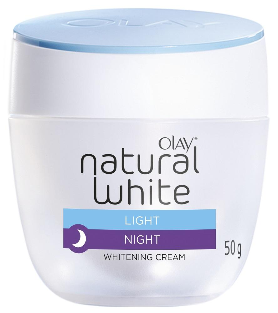 Olay Natural White Spot Reduction Night Cream 50g