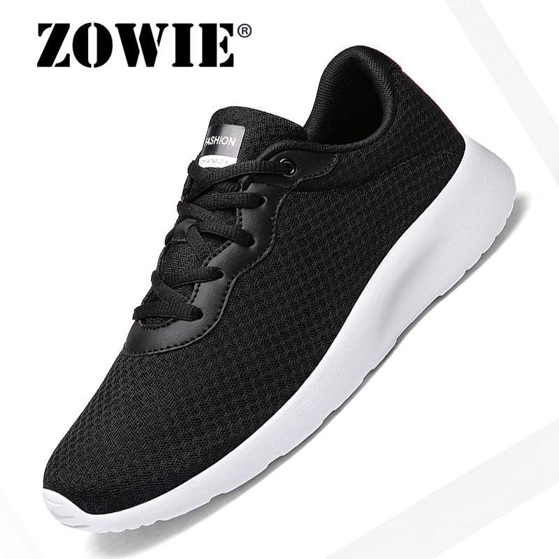 Zowie Baru Unisex Sepatu Kasual Berpori Fashion Sepatu Pecinta Pasangan Sepatu Lari