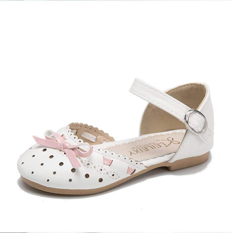 2018 baru Musim semi dan musim panas anak prempuan tas bergaya Korea kepala Sandal Summer anak