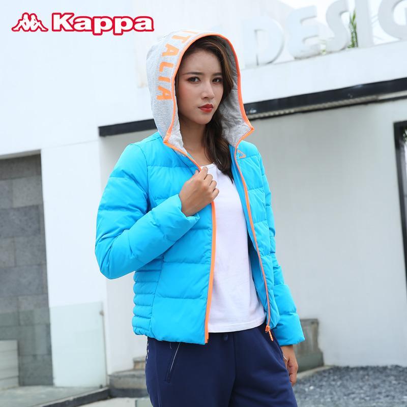 Pemilik toko rekomendasi KAPPA Kappa Penghangat wanita jaket bulu angsa  olahraga santai Jaket K0362YY02 aace01b083