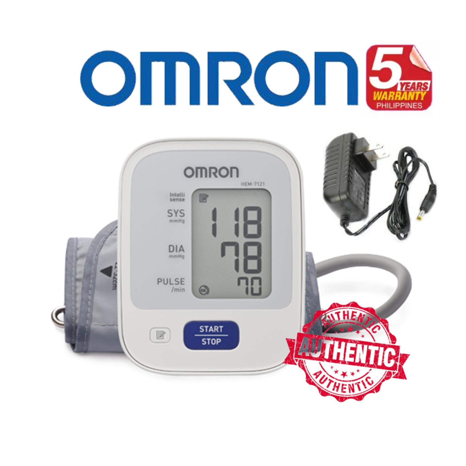 Omron Philippines Price List Health Care Electronics Mk Wiring Devices 2016 Upper Arm Automatic Blood Pressure Monitor Hem 7121 With Adaptor