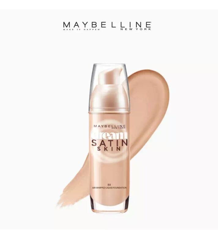 Maybeline Dream Satin Liquid Foundation (Natural Beige) Philippines