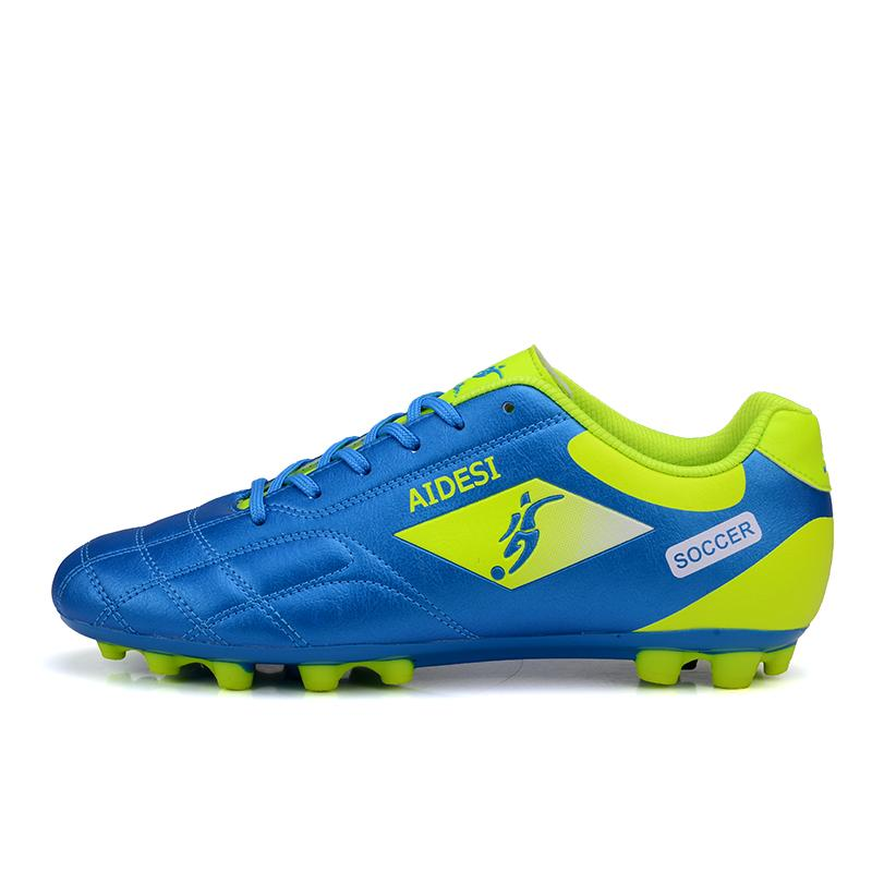 fd5f6588221f Kid s Classic Football Shoes 4Colors Large Size 31-40 Boys and Girls Sports  Training Shoes