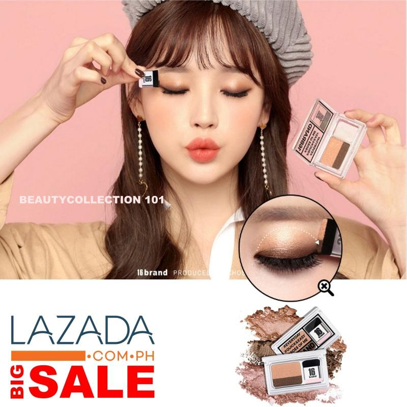 EYESHADOW Advance Duo_Made in Korea Philippines