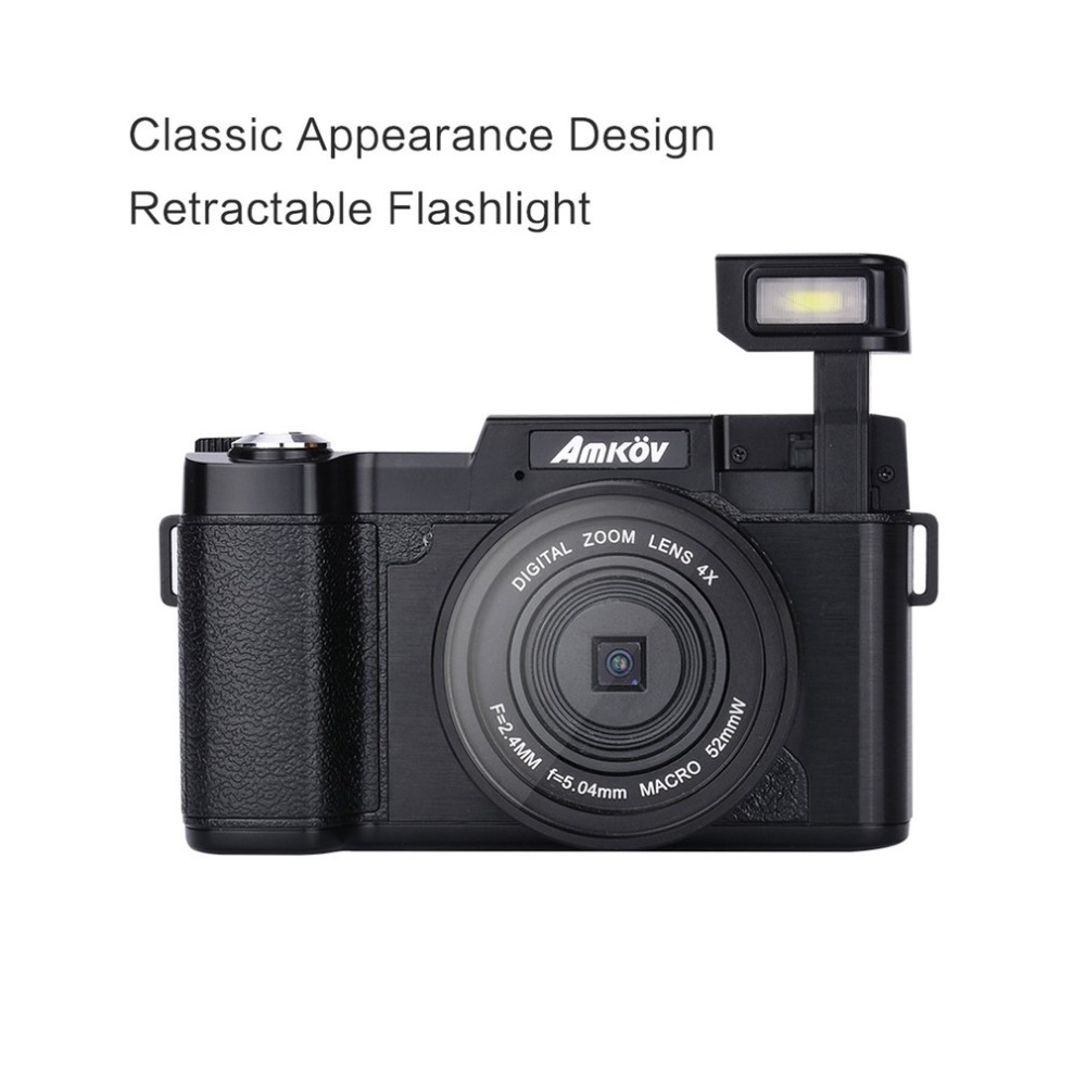 Amkov 24mp Digital Camera Fhd 1080p Video 3 Lcd Camcorder With Wide Diagram Film My Journey Due To The Difference Between Different Monitors Picture May Not Reflect Actual Color Of Item Please Allow Slight Deviation Manual
