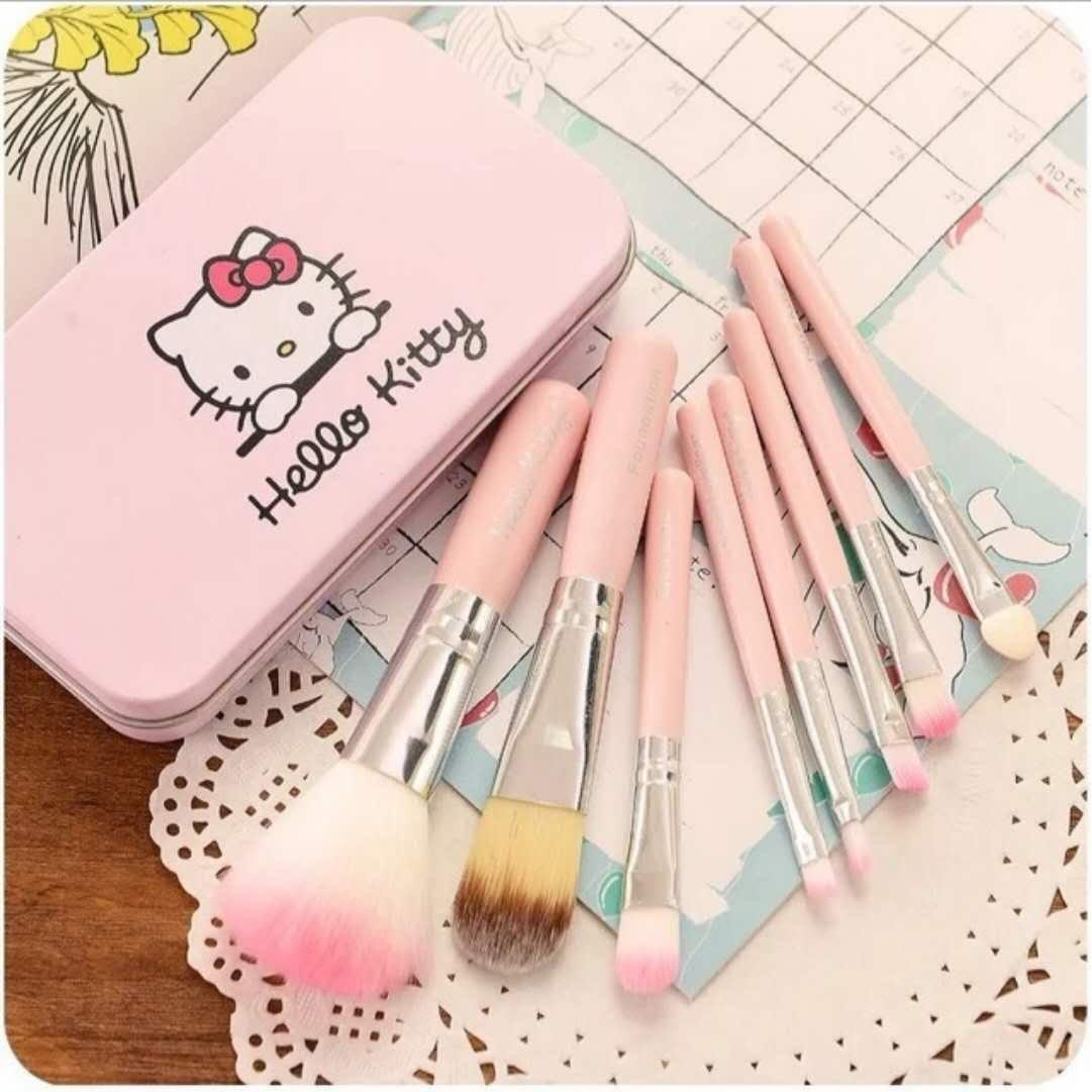 Makeup Brush Brands Applicator On Sale Prices Set Reviews In Travelling  5pcs Soft Nylon Hair Make Up Pink