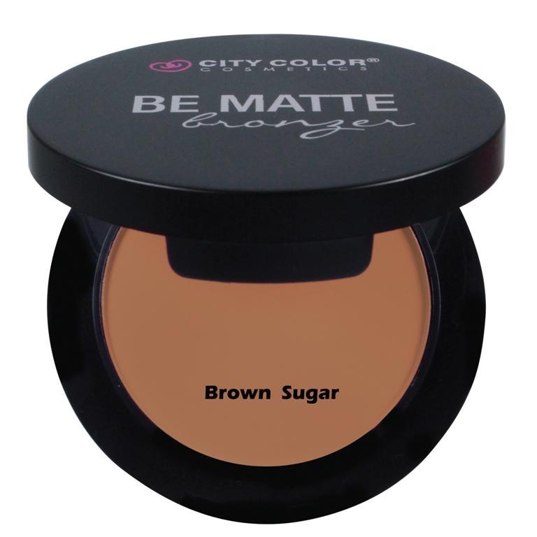 City Color - Be Matte Bronzer - Brown Sugar-01 Philippines