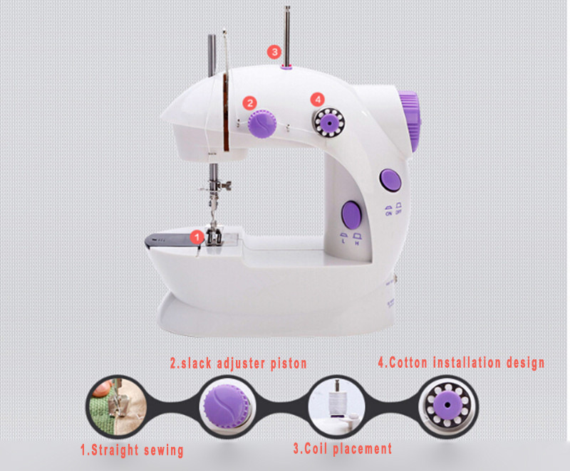 Mini Portable Sewing Machine: Buy sell online Sewing ...