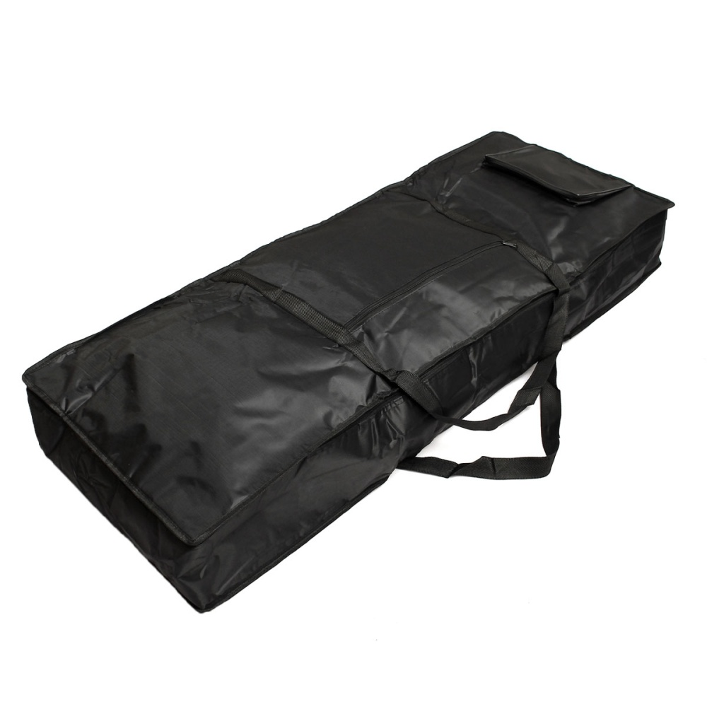Bag Dimension 105x42x20cm 41x16x7 8 Fit For 61 Key Keyboard Design Picks Music Score Side Carry Strap Double Shoulder Straps