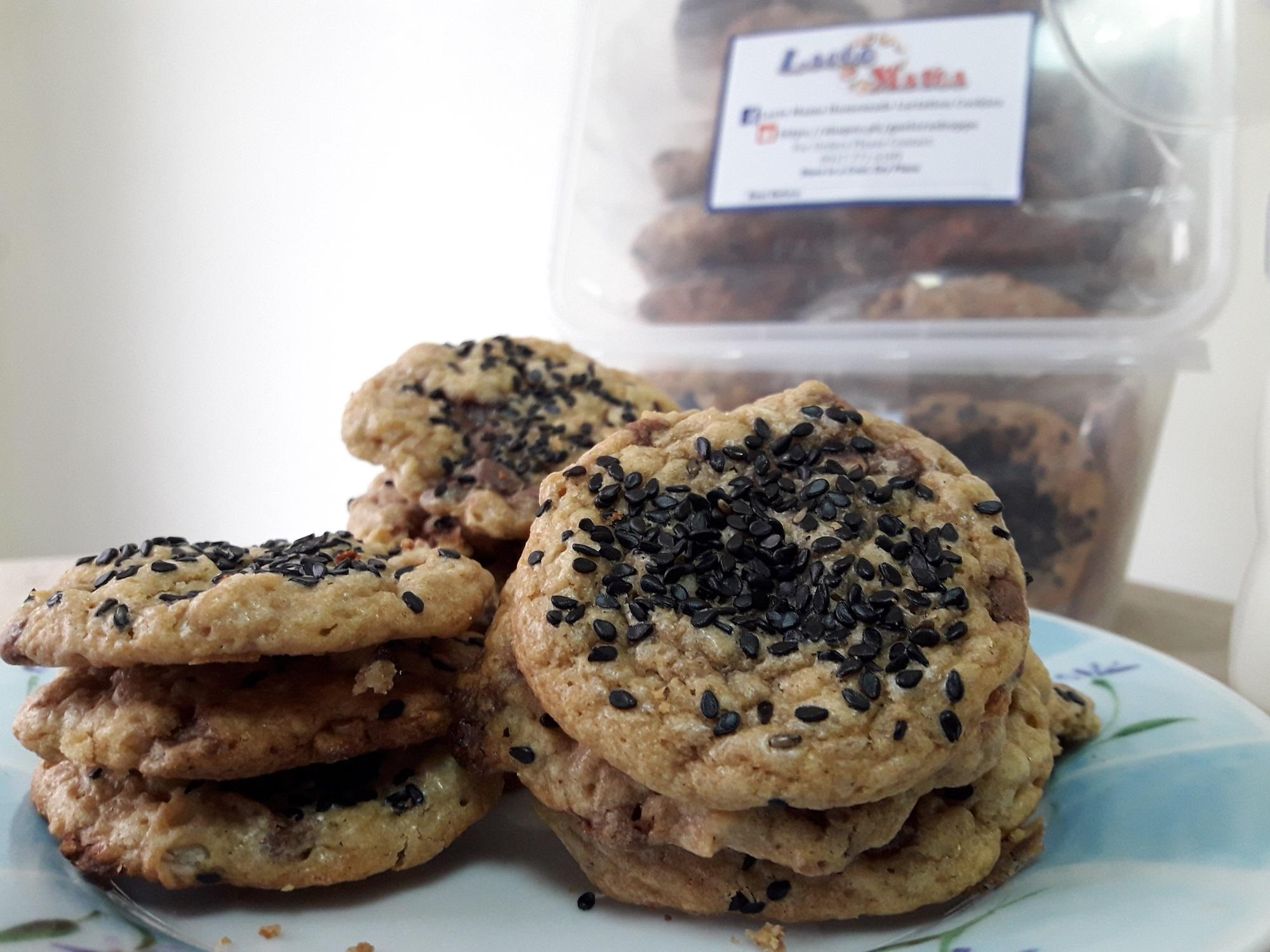 Cookies Brands Cookie Chips On Sale Prices Set Reviews In Bengbeng Drink 80 Sachet Lactation With Black Sesame Seeds By Lacto Mama
