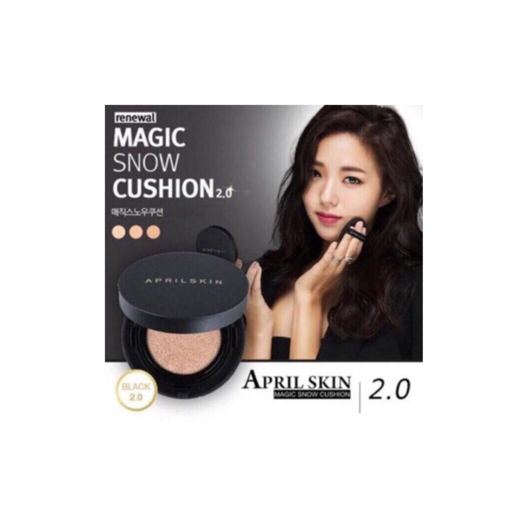April skin Black Magic Snow Cushion (shade no.23) Philippines