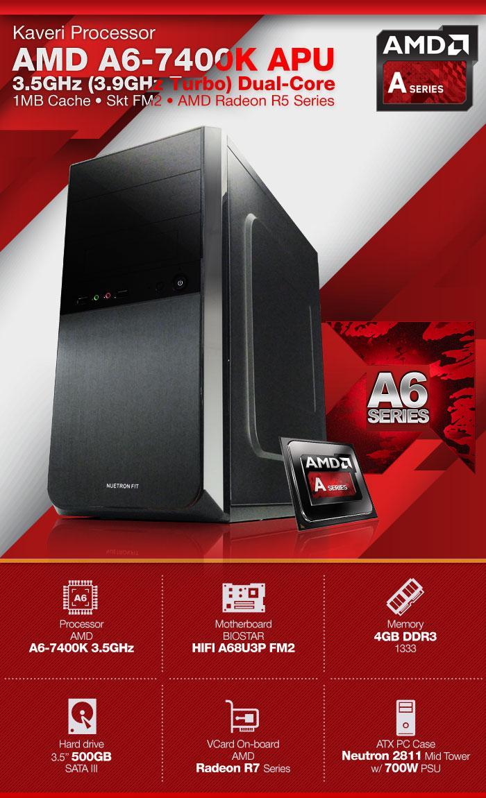 Amd Philippines Price List Processor Desktop For Sale Lazada Prosesor A4 5300 Trinity Socket Fm2