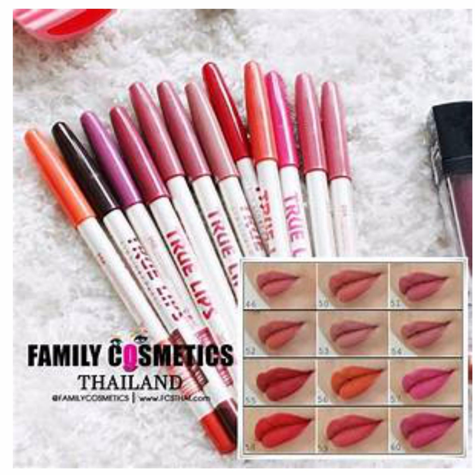 True Lips Lip Liner No.54 Philippines