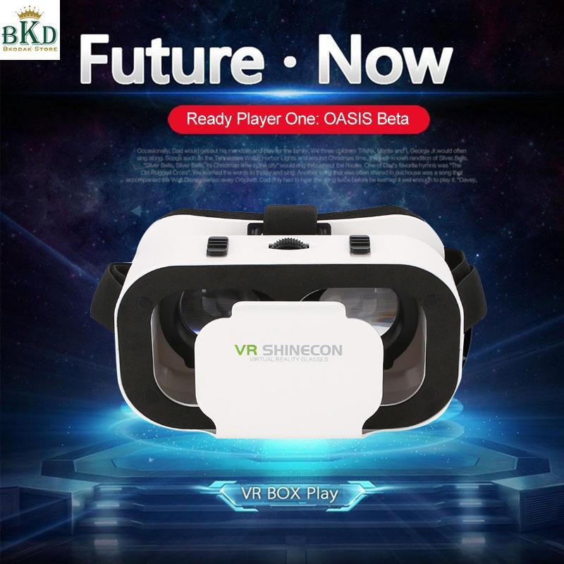 Bkodak Store Support 1080P 4.7-6.0 Inch 3D Glasses VR Glasses VR Case  Durable ee4fdc147f