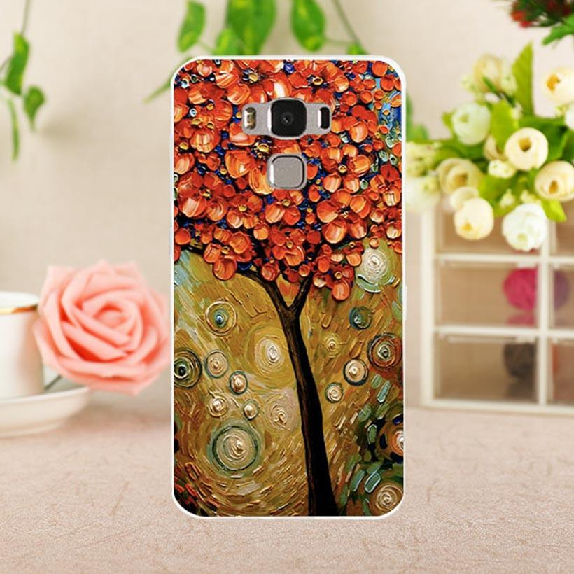 Phone Case for Asus Zenfone 3 Max ZC553KL ASUS X00DD X00DDA XOODD Zenfone3 Max 5.5 inch Hot Images Cases Silicone Skin Protective Housing Covers DIY Paintd Shell Fexible Rubber Anti-knock Hood