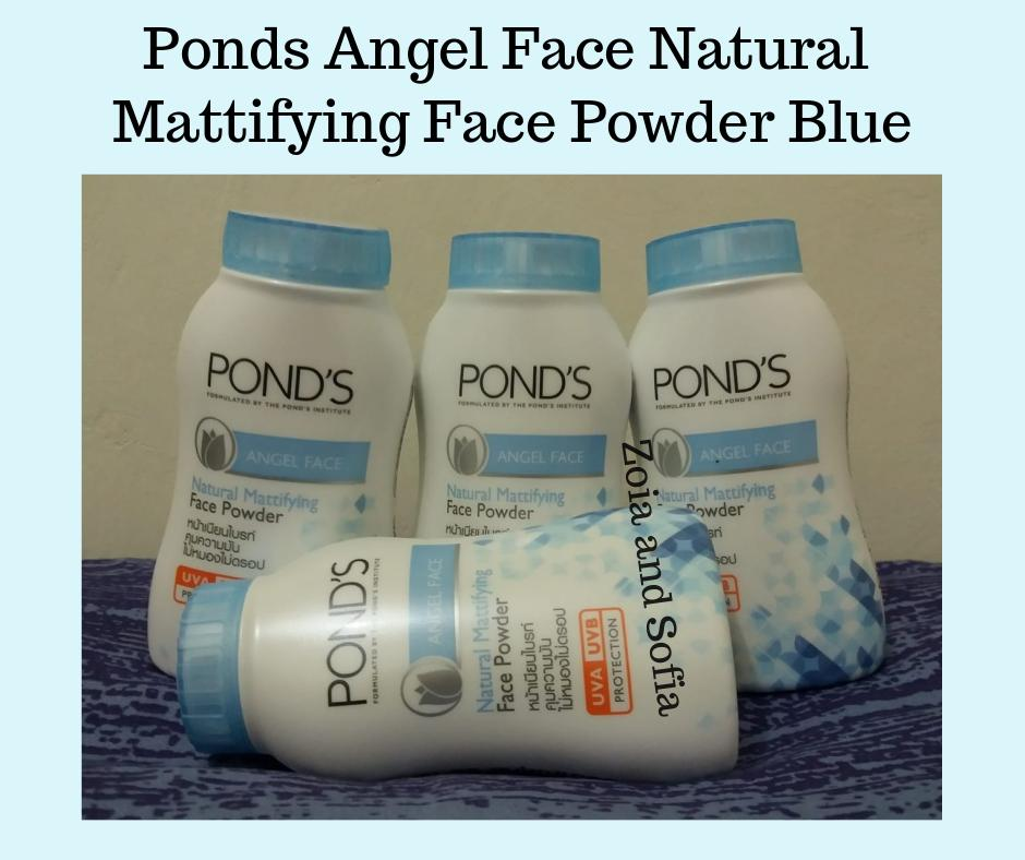 Ponds Angel Face Natural Mattifying Face Powder - 50g Philippines