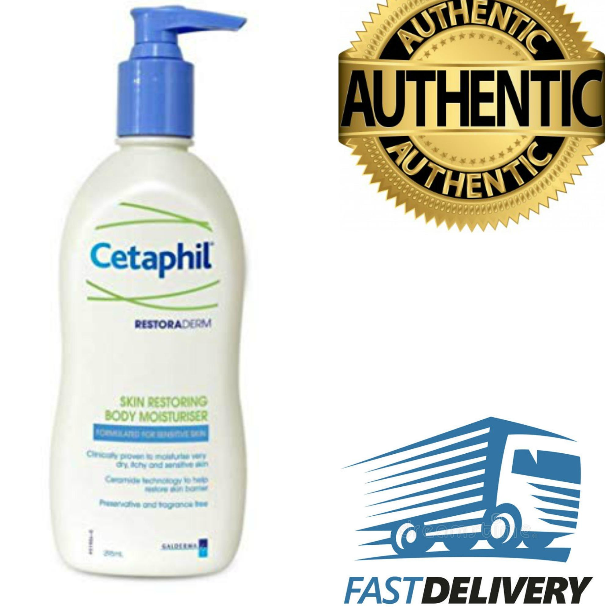 Cetaphil Philippines Bath And Body For Sale Prices Restoraderm Wash 295ml Skin Restoring Moisturizer