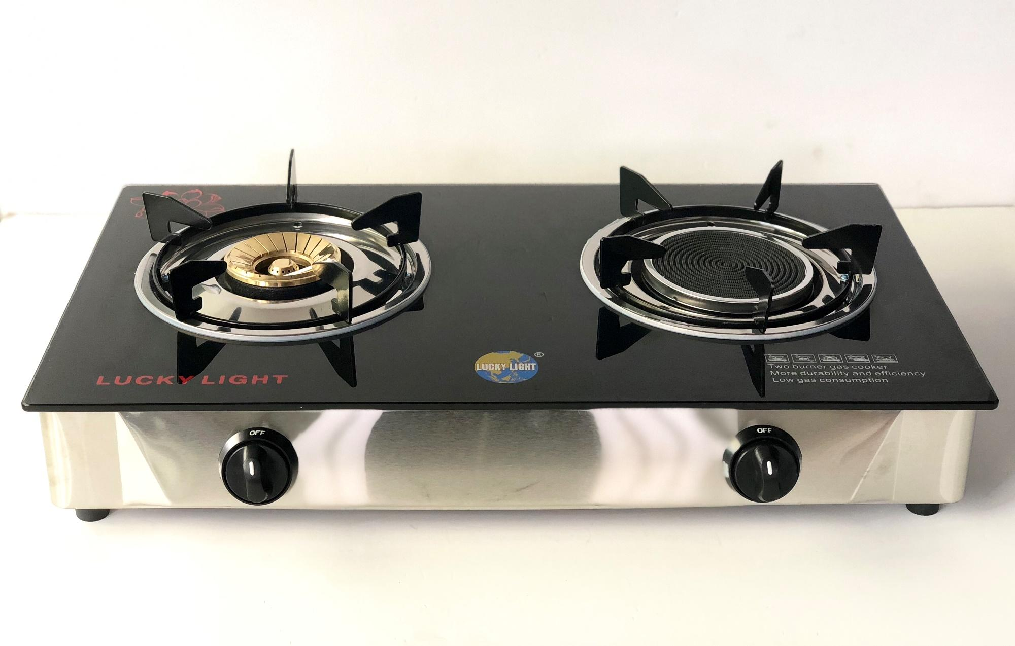 How to choose a gas stove 9