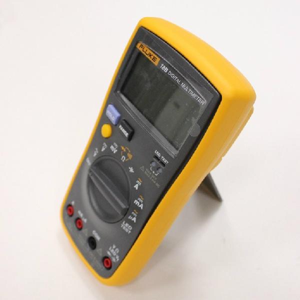 Fluke 18B+ F18B+ Digital Multimeter with LED Test Function - intl