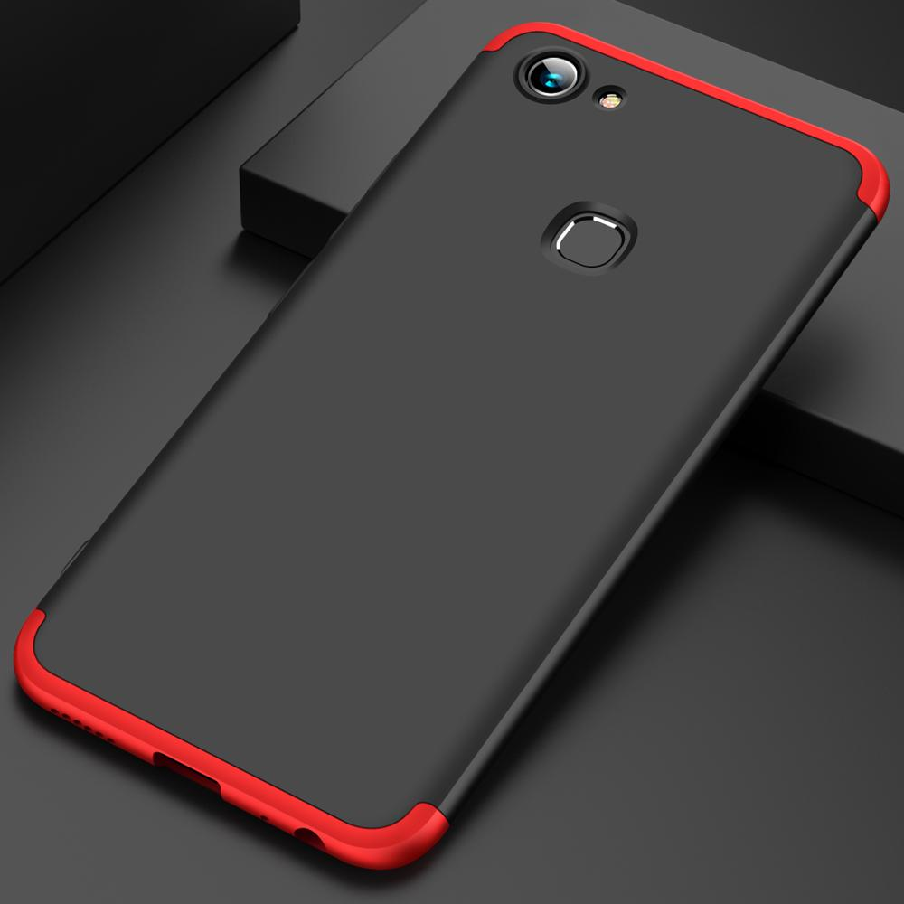360 Degree Full Cover Case For Vivo Y83 Y 83 With Tempered Glass .