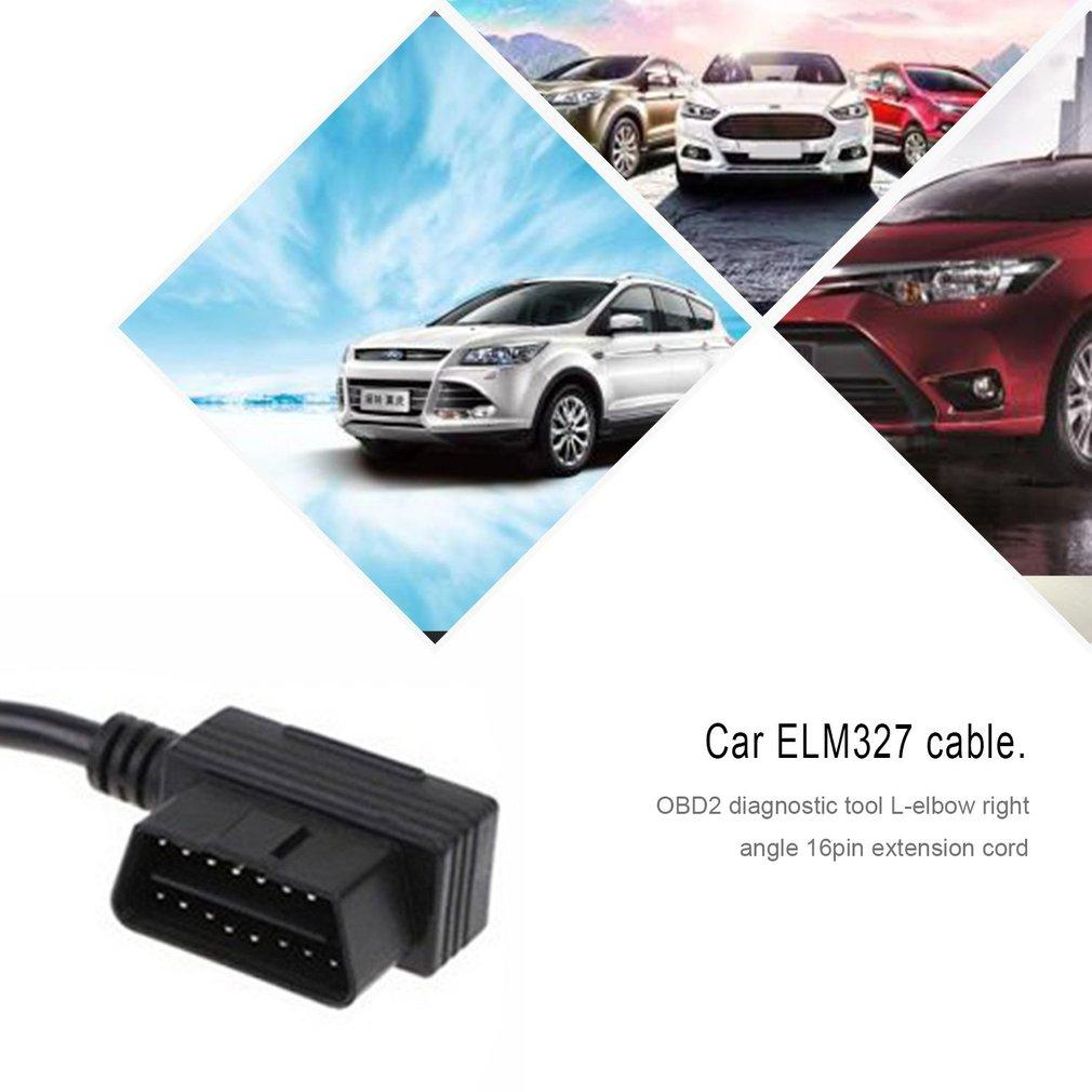 Philippines Bestsellers Car Stereo Radio Iso Wiring Harness Kenwood 16 Pin 30cm Obd2 Extension Cable Diagnostic Tool Elm327 Connector