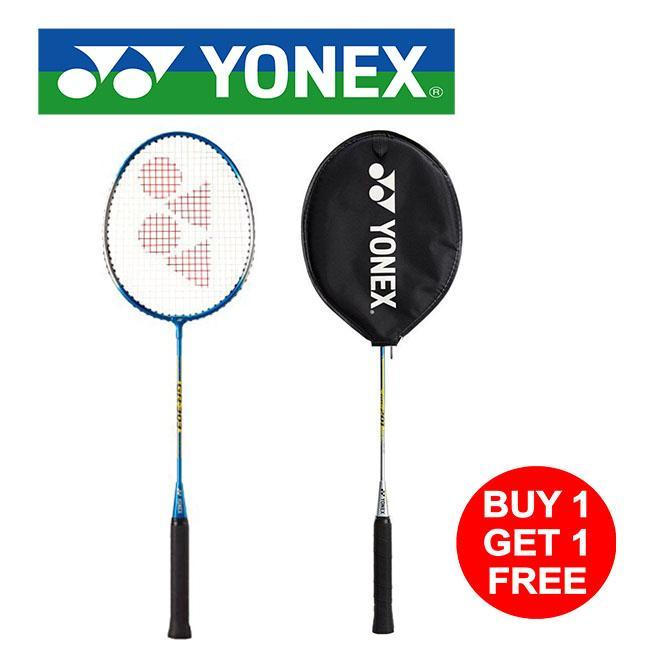 Yonex GR303 Badminton Racket (Buy 1 Get 1) Blue