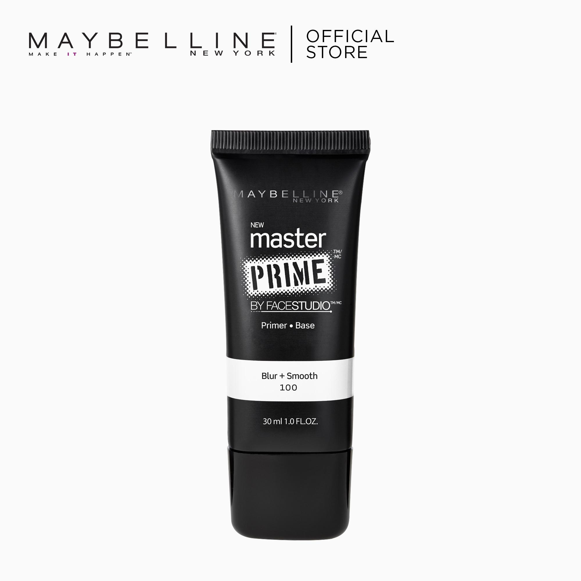 Master Prime – Mattifying Primer + Base by Maybelline Philippines