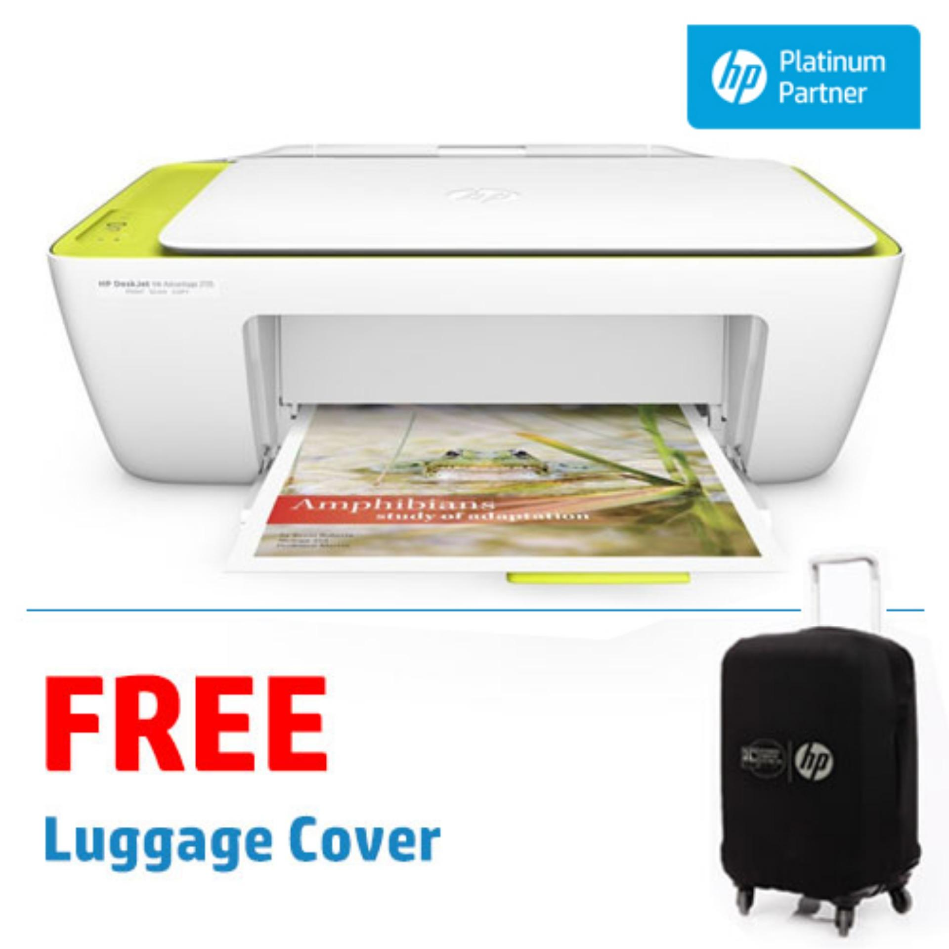 The Cheapest Price Hp Deskjet Ink Advantage 2135 All In One Printer F5s29b