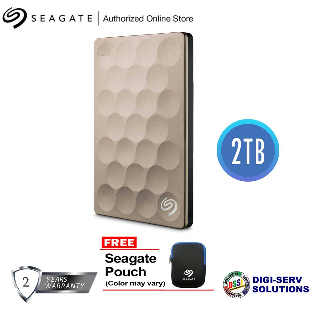 Seagate Philippines Price List External Hard Firecuda 35 Inch 2tb Sshd 5 Years Warranty Hddssd For Pc Gaming Backup Plus Ultra Slim Gold Portable Drive Usb 30