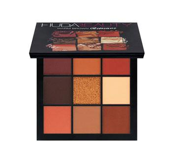 Huda Obsessions WARM BROWN Philippines