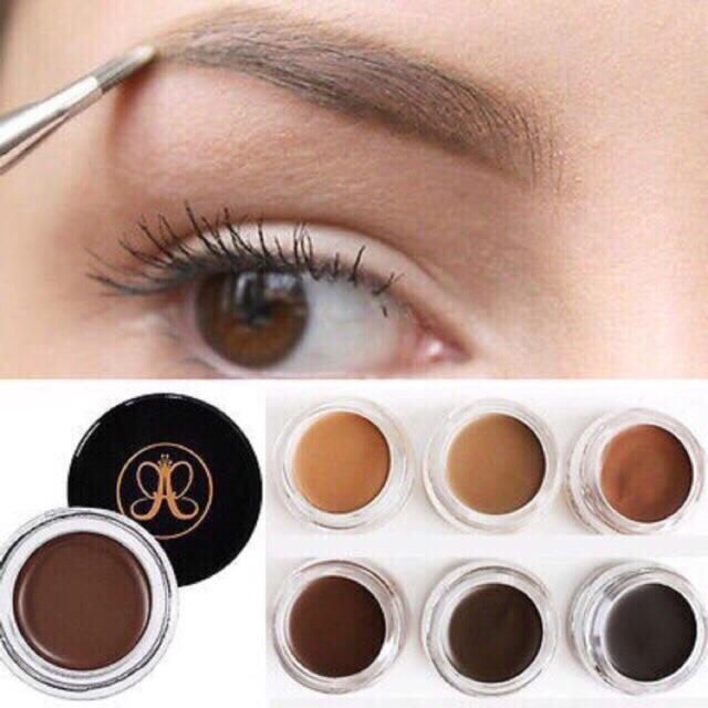 Dipbrow Pomade with  free Duo Brush ( ash brown) Philippines